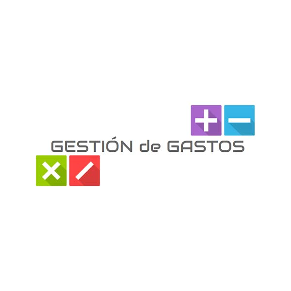 Logo Gestión de Gastos