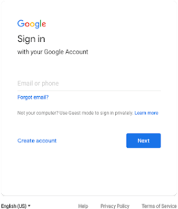 Old Google SIS