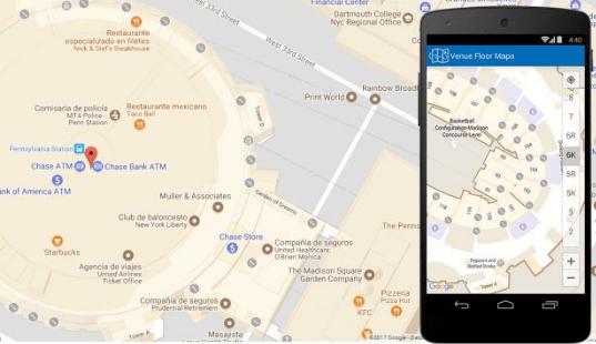 Google Indoor Navigation