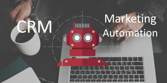 Diferencias CRM Marketing Automation