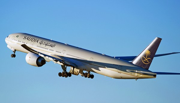 Saudi Arabian Airlines to provide internet connectivity on North African flights