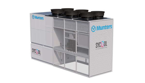 Munters launches new cooling technology for data centre sector