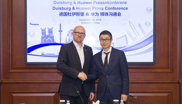 Huawei set to transform German industrial heartland into Smart City