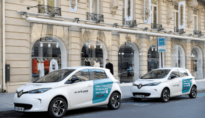 Renault and ADA launch the 'Moov'in.Paris by Renault' application