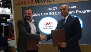 Huawei and Mediapro team up to provide AR and VR over 5G networks