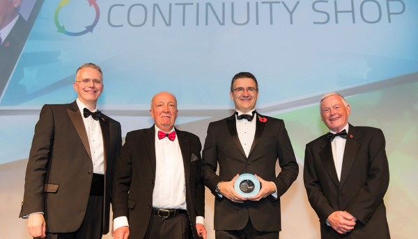 Mimecast receives award for continuity and resilience product