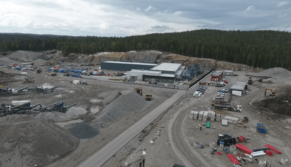 Successful expansion at Green Mountain's data centre site in Oslo region