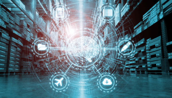 Unlocking business potential with AI-integrated ERP software