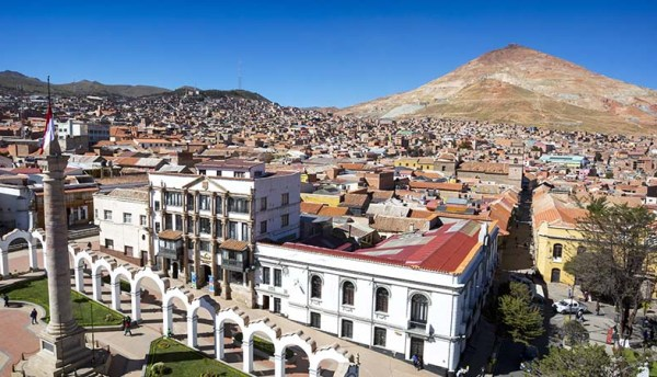 Bolivian city to reach new heights of connectivity