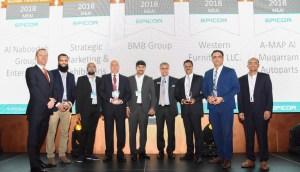 Epicor announces the 2018 Customer Excellence Award winners