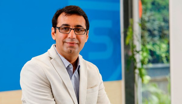 Harish Chib, from Sophos, on expected rise in ransomware