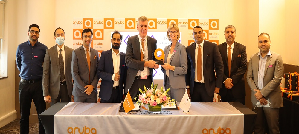 Al Ghurair selects Aruba to create a platform for Digital Transformation