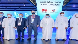 Abu Dhabi Department of Energy signs MoU with Huawei