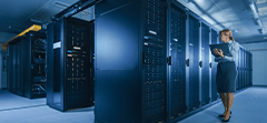 Grow Business with Secure Hybrid and Hyperscale Data Centers