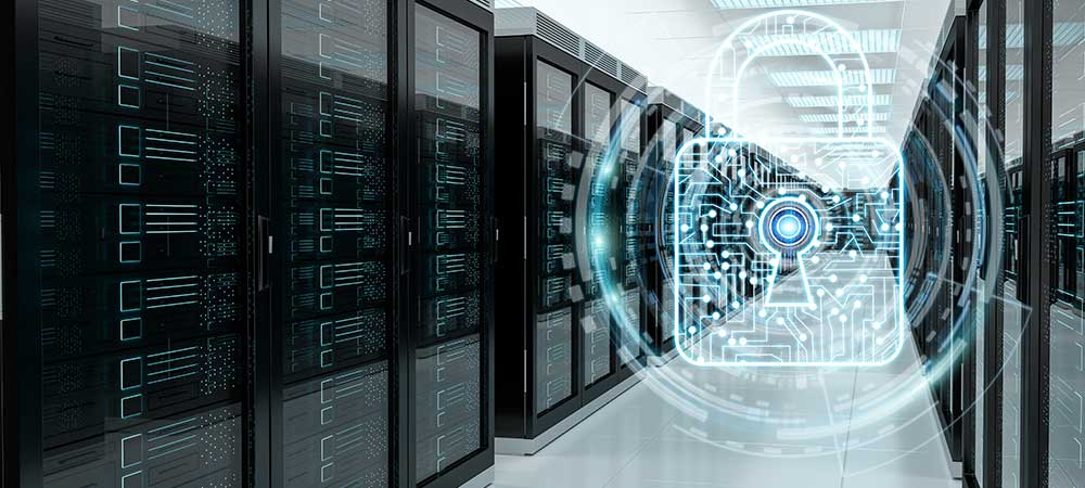 What procedures should data centre leaders have in place to ensure their facilities are physically secure?