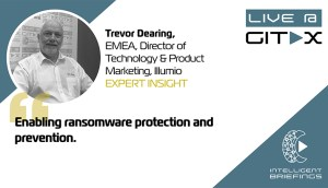 Live @ GITEX: Trevor Dearing, EMEA, Director of Technology & Product Marketing, Illumio