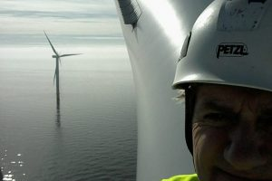 Anholt offshore wind farm