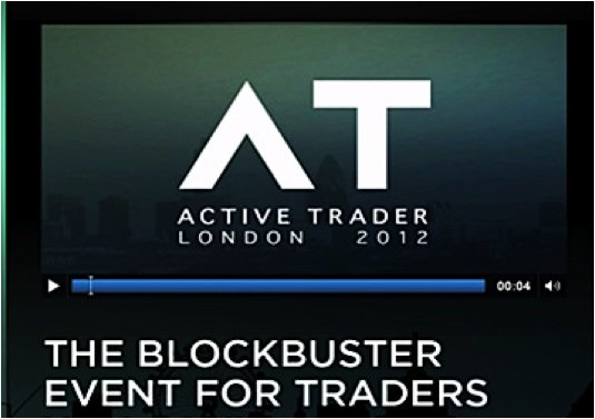 Active trader London Event