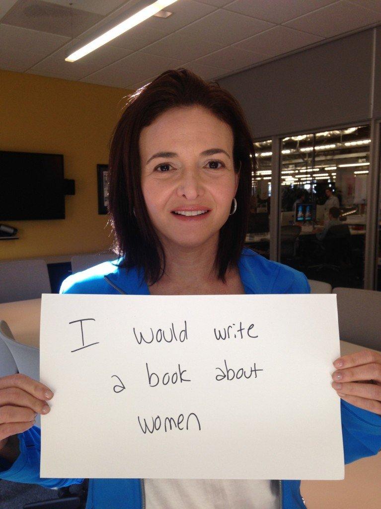 Lean In: Sheryl Sandberg´s Digital Manifesto for The ...Sheryl Sandberg House