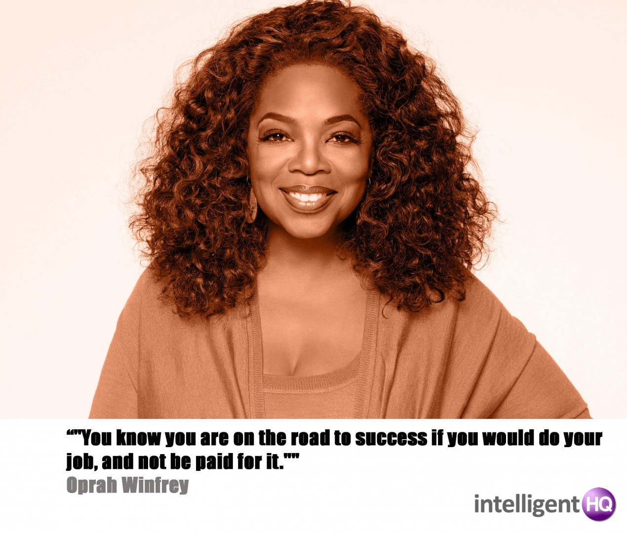 Quote by Oprah Winfrey