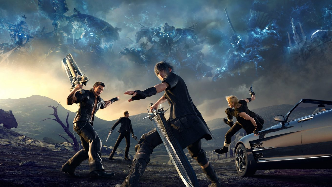 FF XV - RPG vs. MMORPG - What's the Difference?