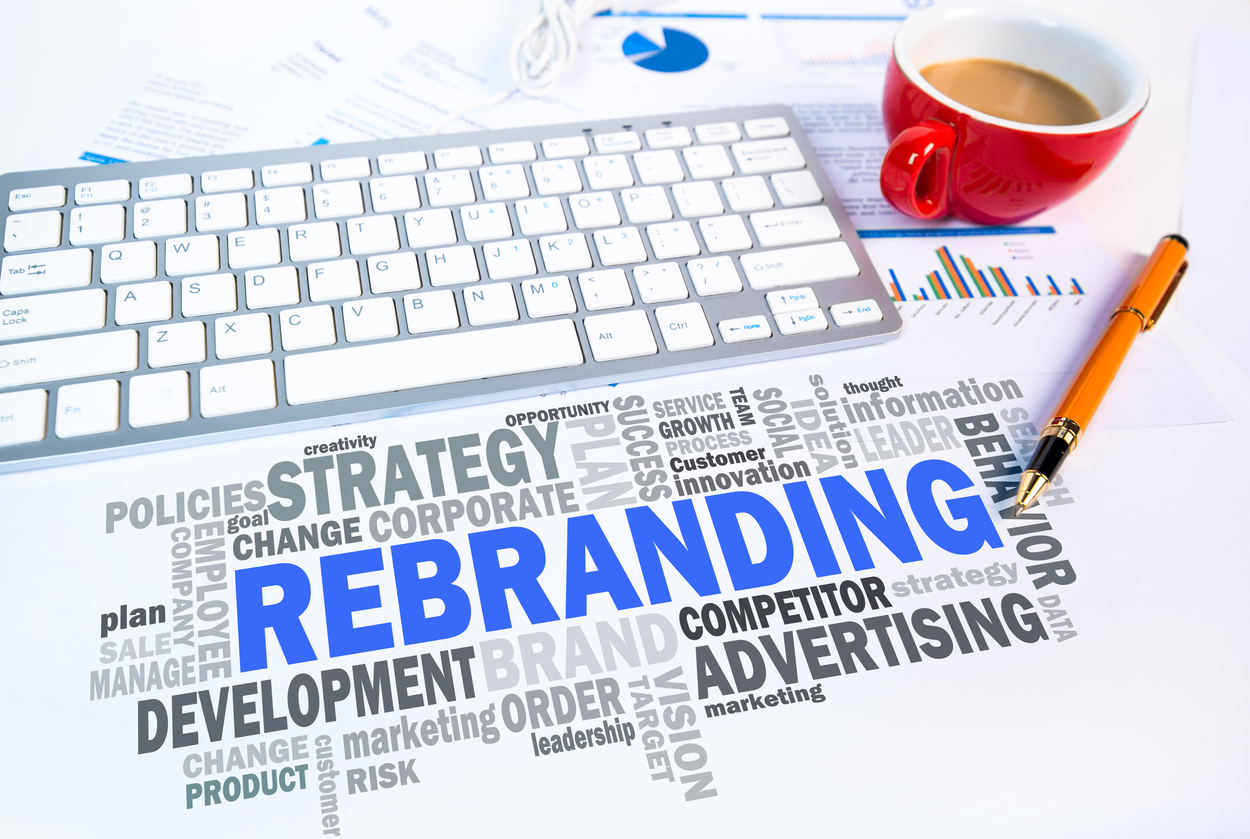 rebranding your business - Thinking of a Rebrand? Planning is the Key