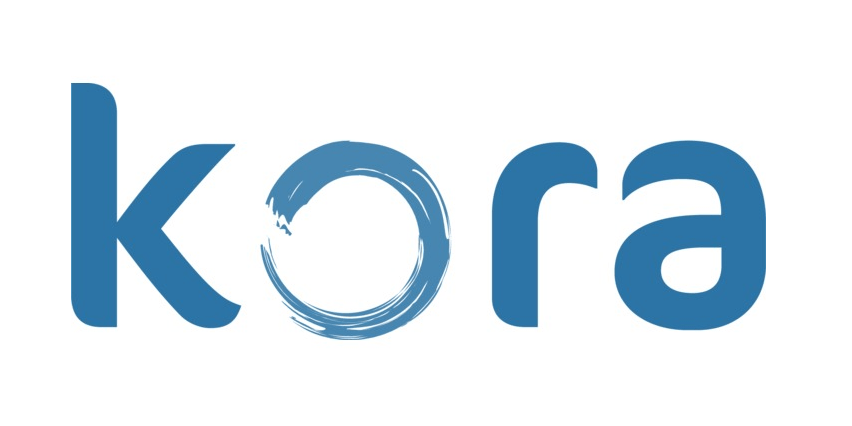 kora logo - Blockchain For Africa! Interview with KORA CEO Dickson Nsofor That Raised $1m Before Pre-sale