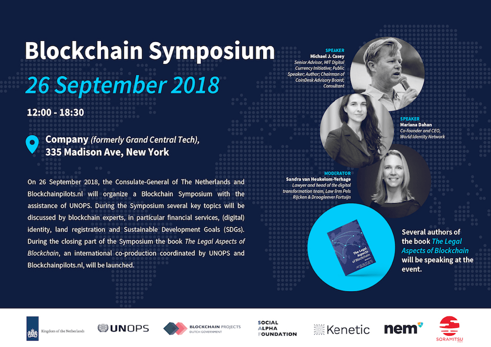 Screen Shot 2018 09 20 at 11.47.32 - The Netherlands and UNOPS Blockchain Symposium