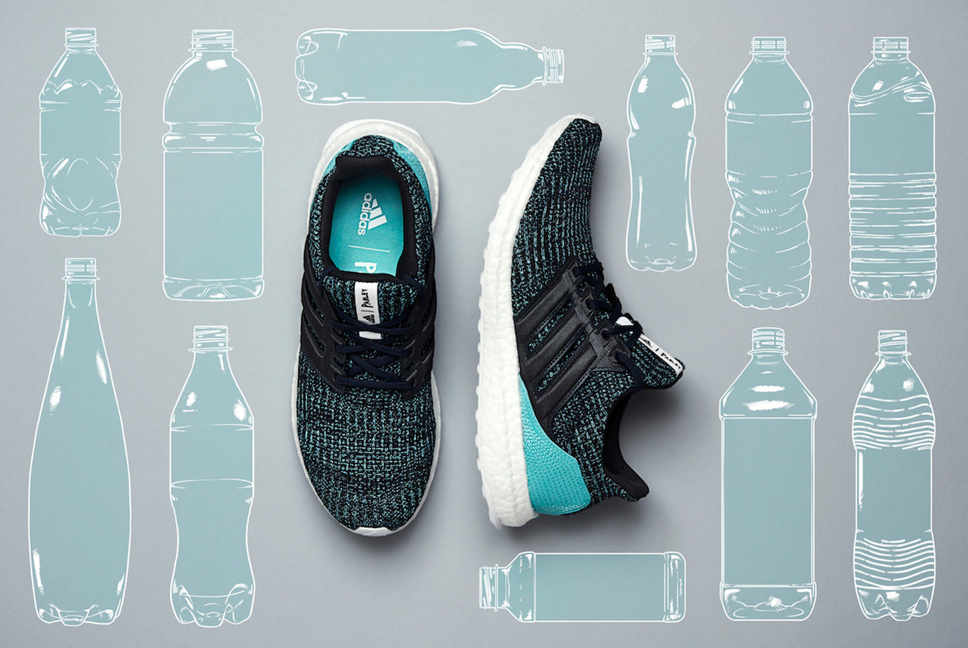 Adidas to Make 11 Million Pairs of Shoes from Recycled Ocean