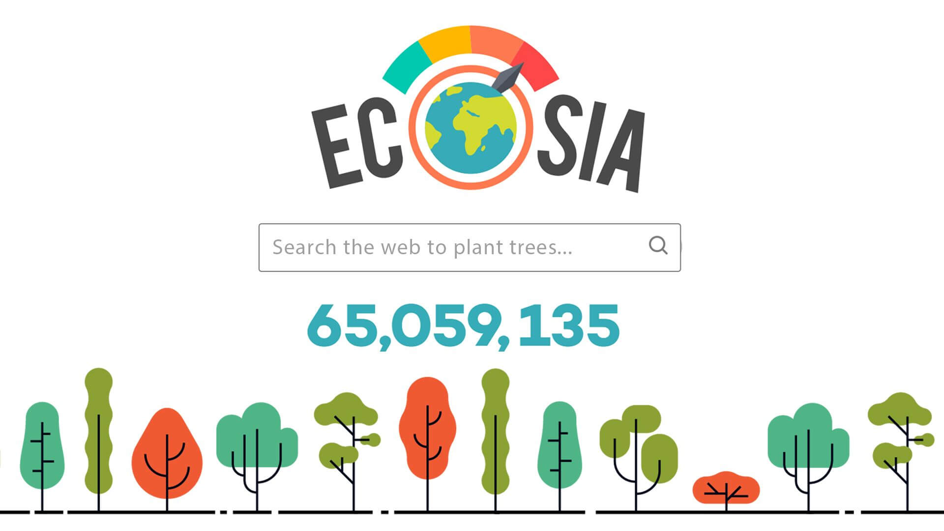 You Can Help Plant Trees Just By Surfing The Internet With Ecosia ...