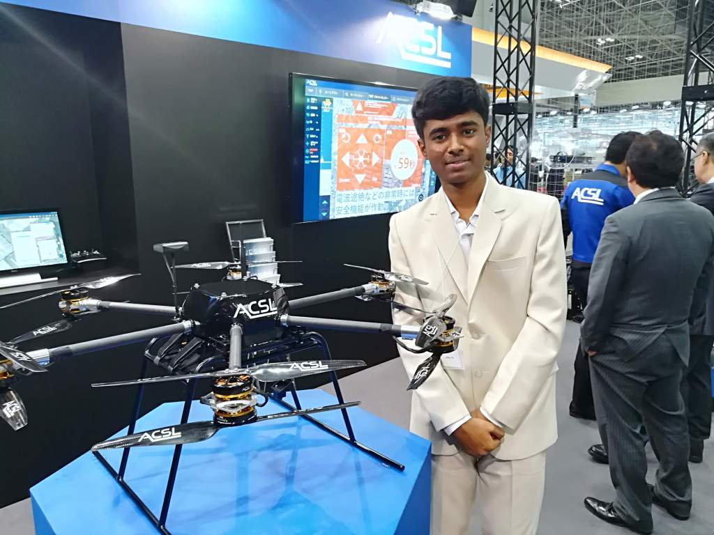 Young Indian Boy Built 600 Recycled Drones Using E-Waste