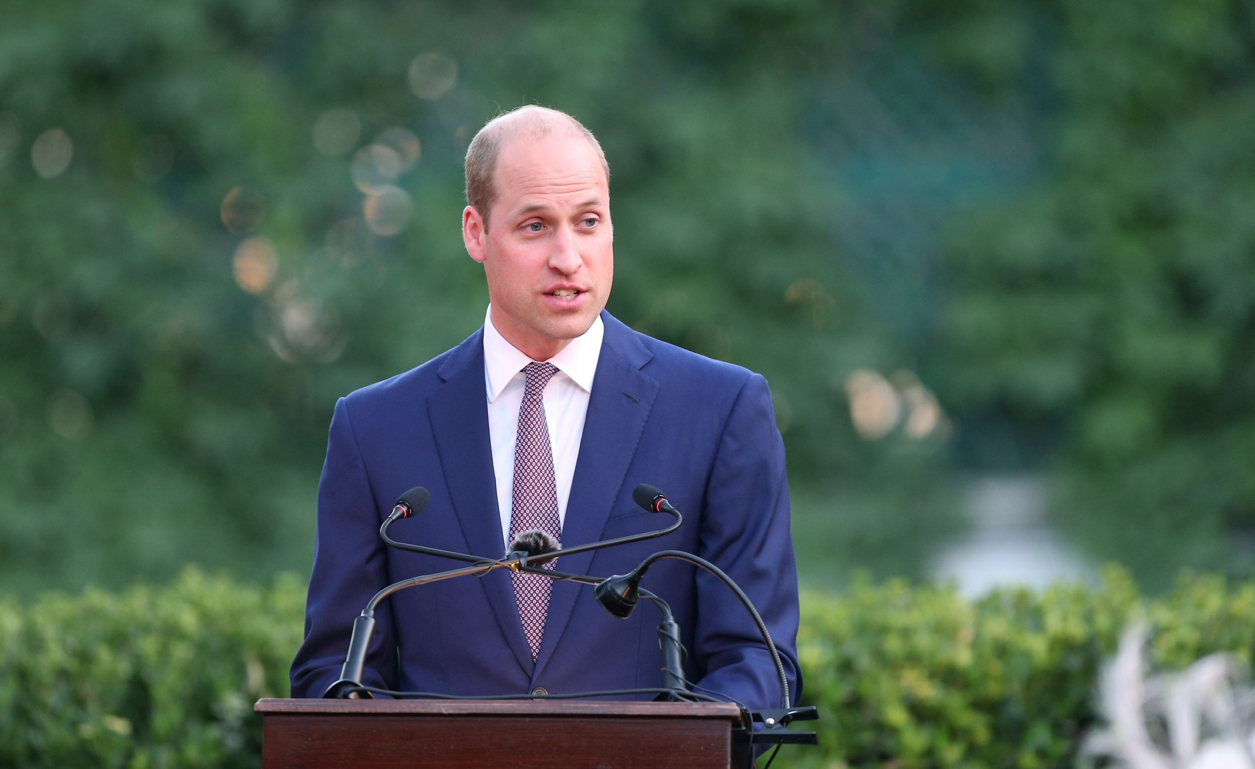 Prince William Launches First Global Environment Prize To Incentivize Innovative Solutions For The Planet