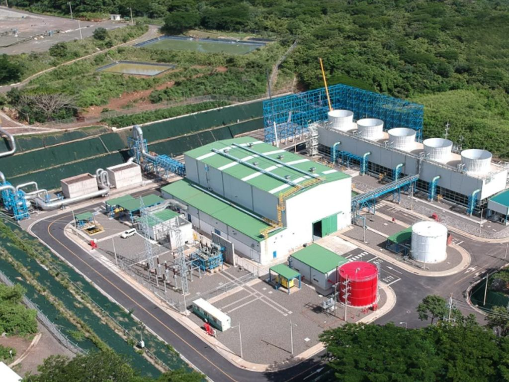 Costa Rica's Electricity is Nearly At 100% Renewable Energy