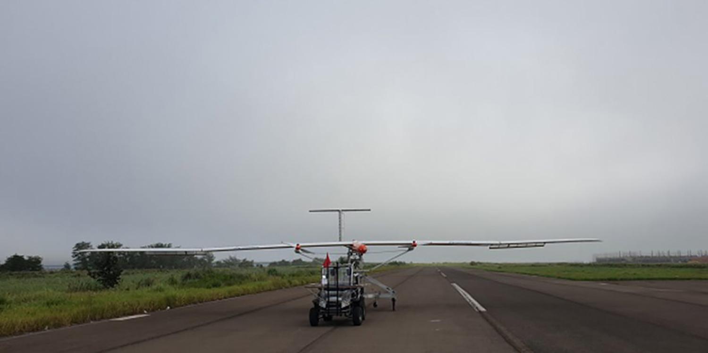 KARI的无人机打破韩国飞行高度记录