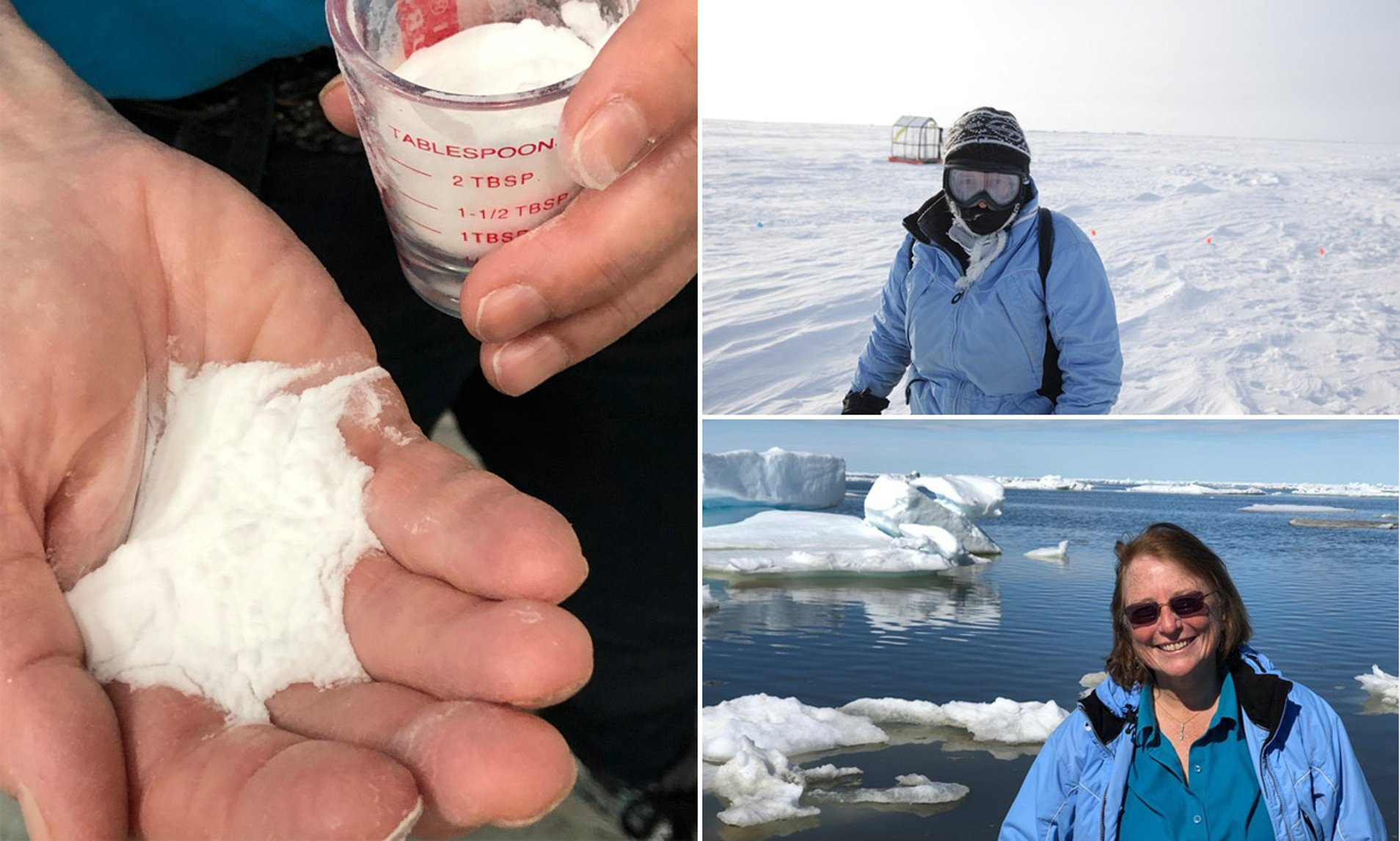 A Blanket of Glass Microspheres Could Save The Arctic From Melting