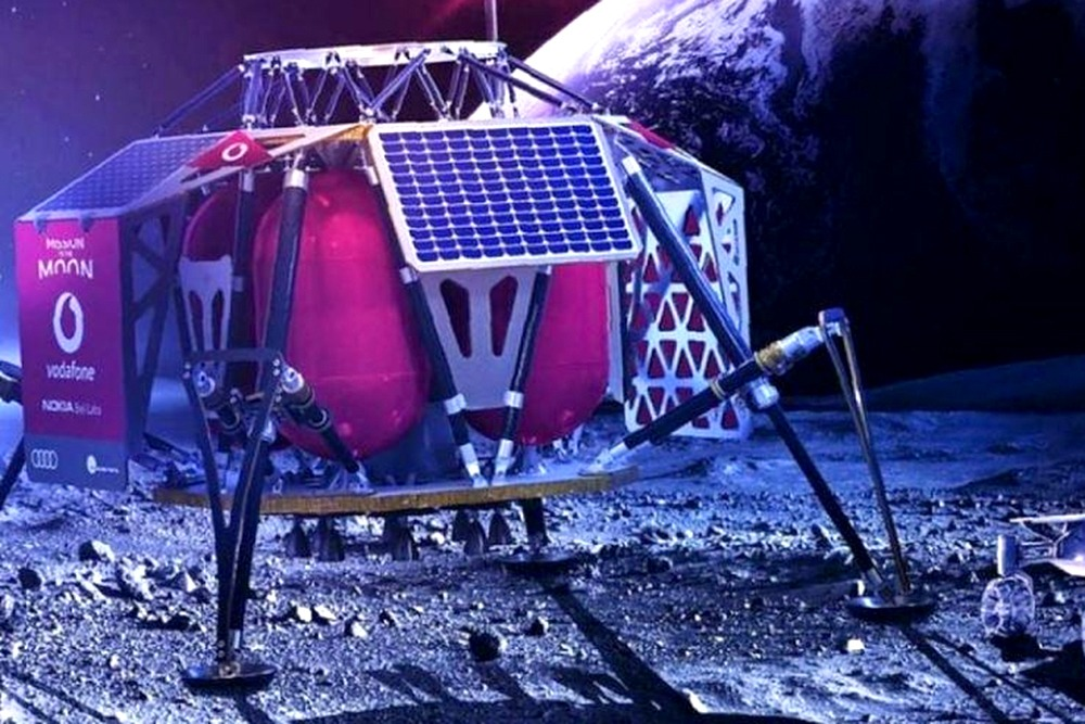 NASA Funds $14.1m Nokia Plan To Put A 4G Network On The Moon
