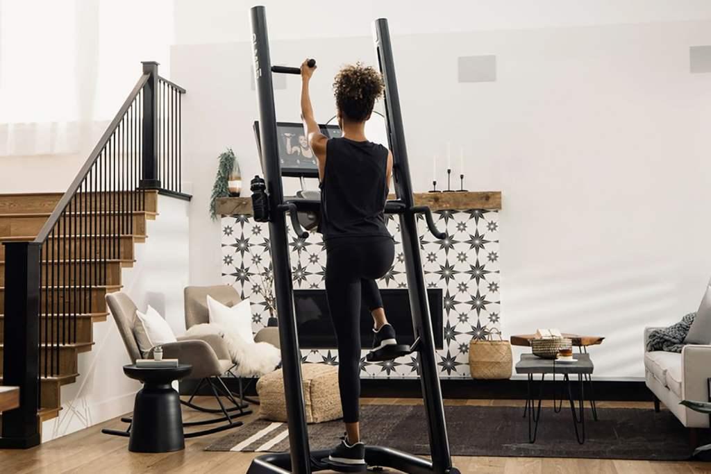 Vertical Workout Machine climbr
