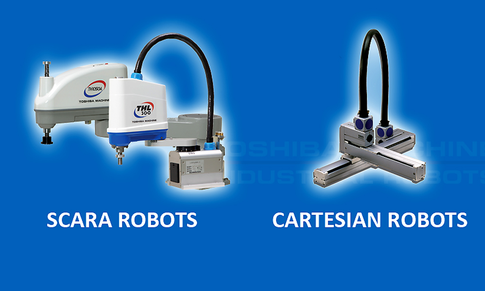 Toshiba Robotics enters Africa through partnership with Caionix