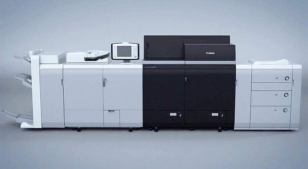 Quality Printing Qatar goes digital with Canon imagePRESS C10000VP printer