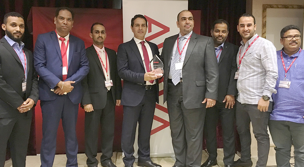 Avaya recognises top channel partners in Saudi Arabia