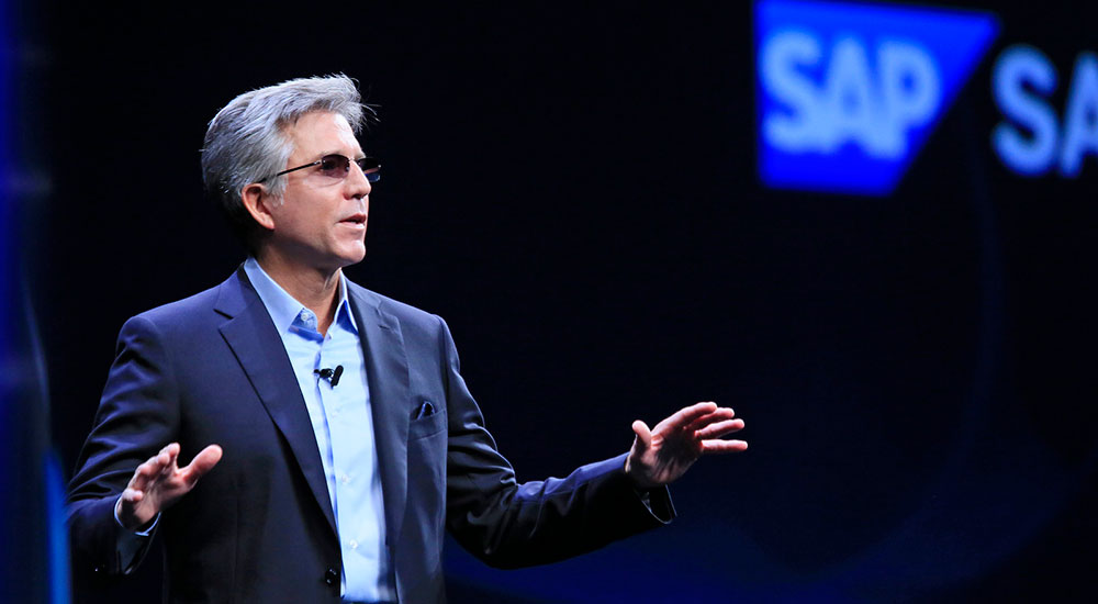 SAP unveils live business and expands Google partnership at SAPPHIRE NOW
