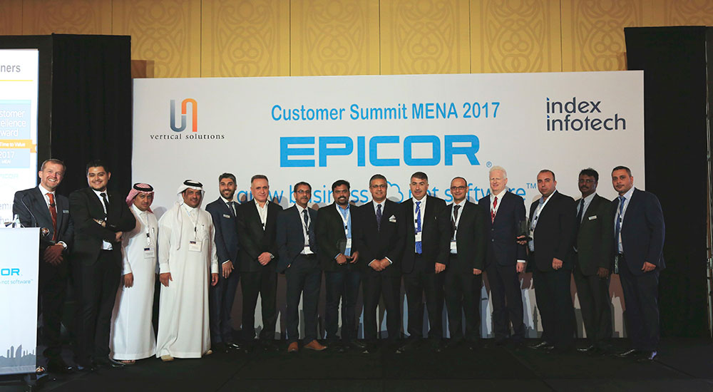 Epicor announces 2017 Customer Excellence Awards winners for ME