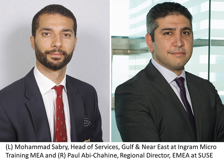 SUSE forges new training partnership with Ingram Micro in the Middle East