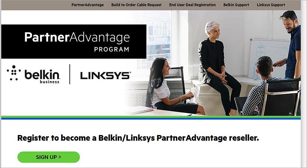 Linksys enhances partner programme portal for channel