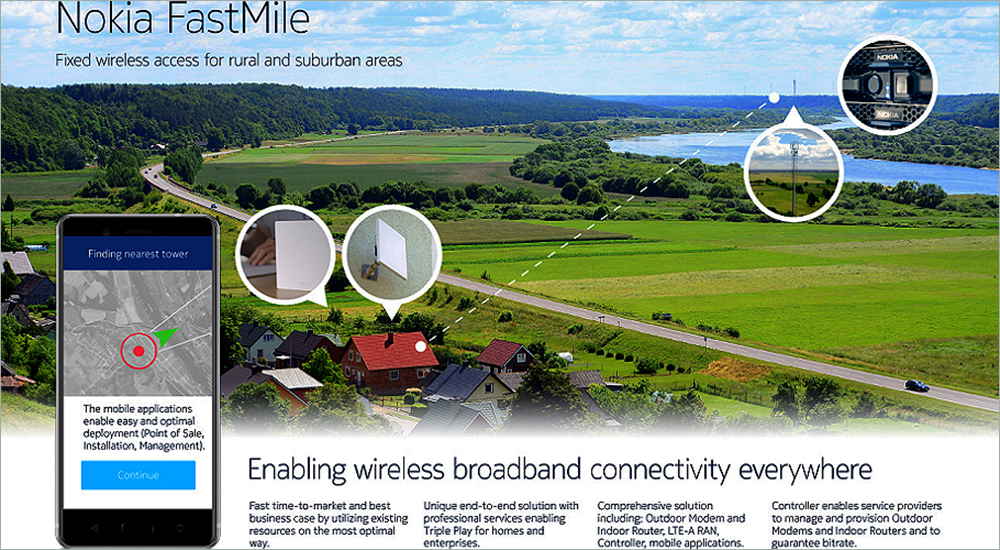 Nokia and Zain Saudi Arabia deploy FastMile to improve broadband experience