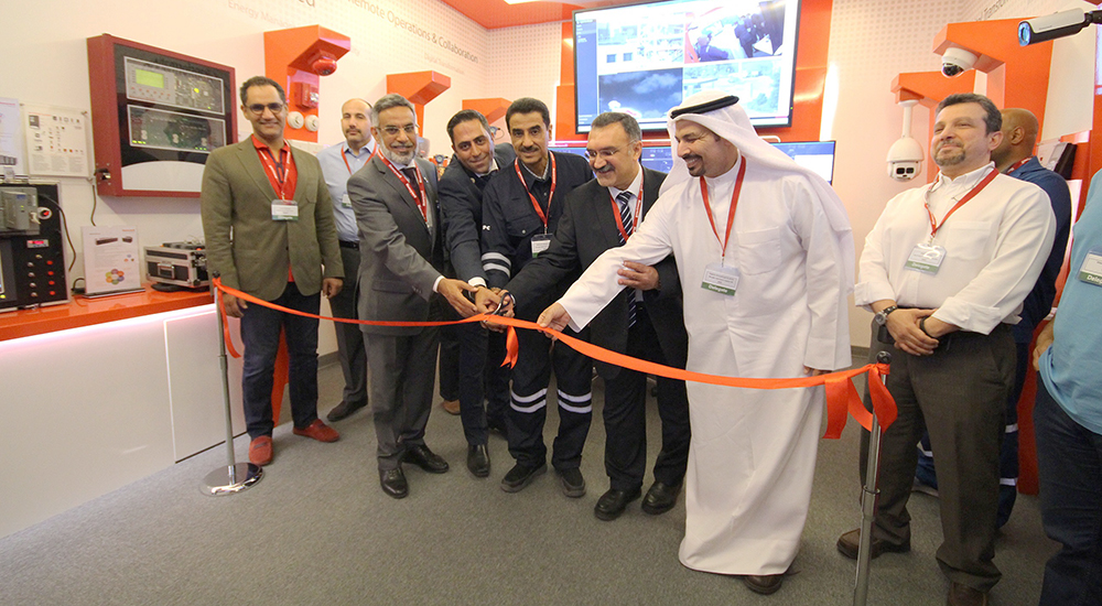 Honeywell opens experience centre in Kuwait showcasing Connected Plant solution