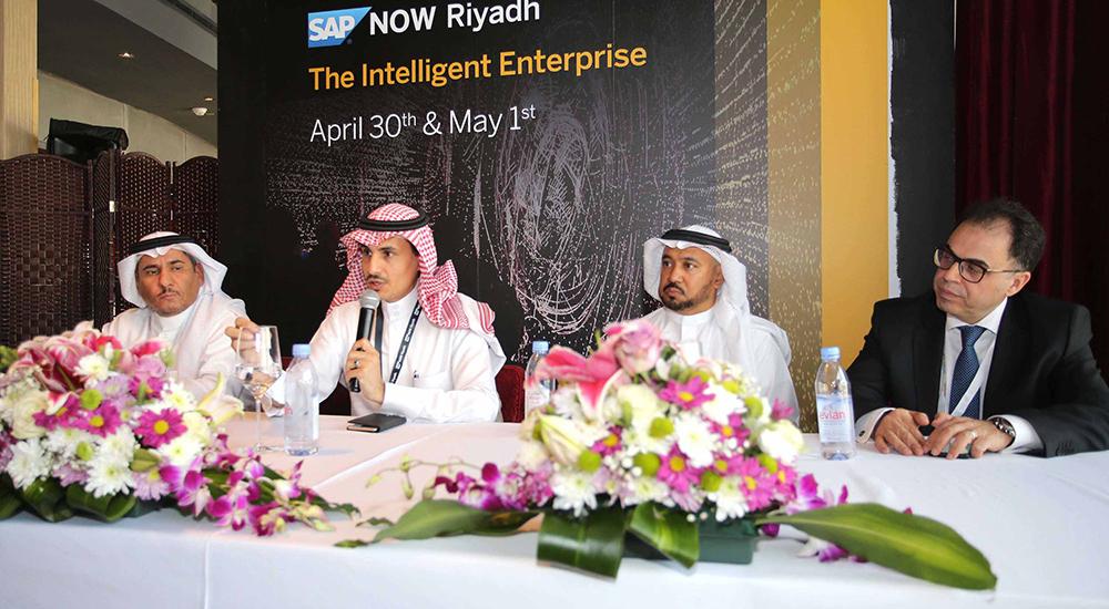 SAP's cloud datacentre live in Saudi Arabia aligning with Saudi Vision 2030