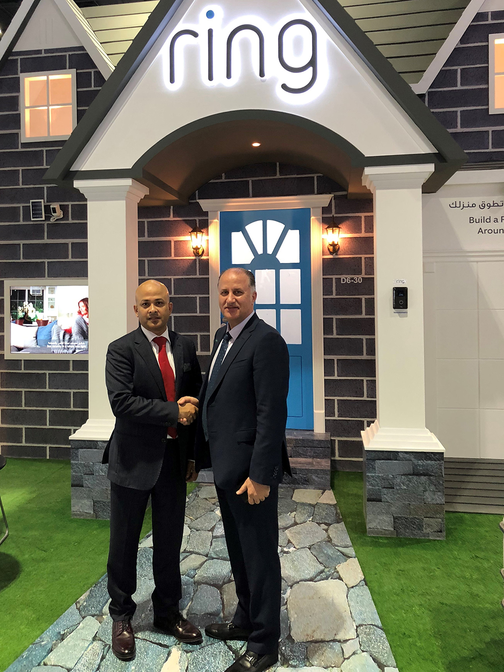 Ring partners with PRO TECHnology to make homes safer in Gulf region