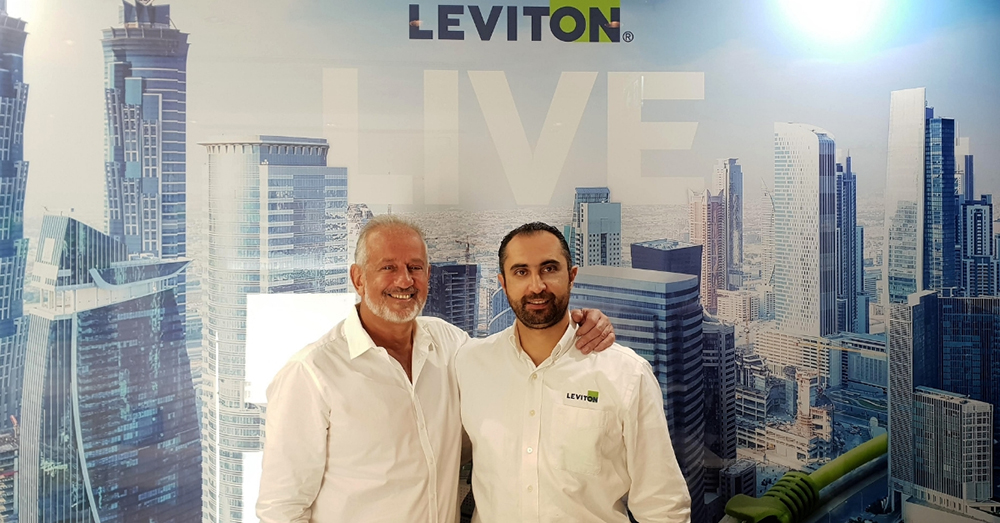 New Managing Director announced for Leviton Middle East