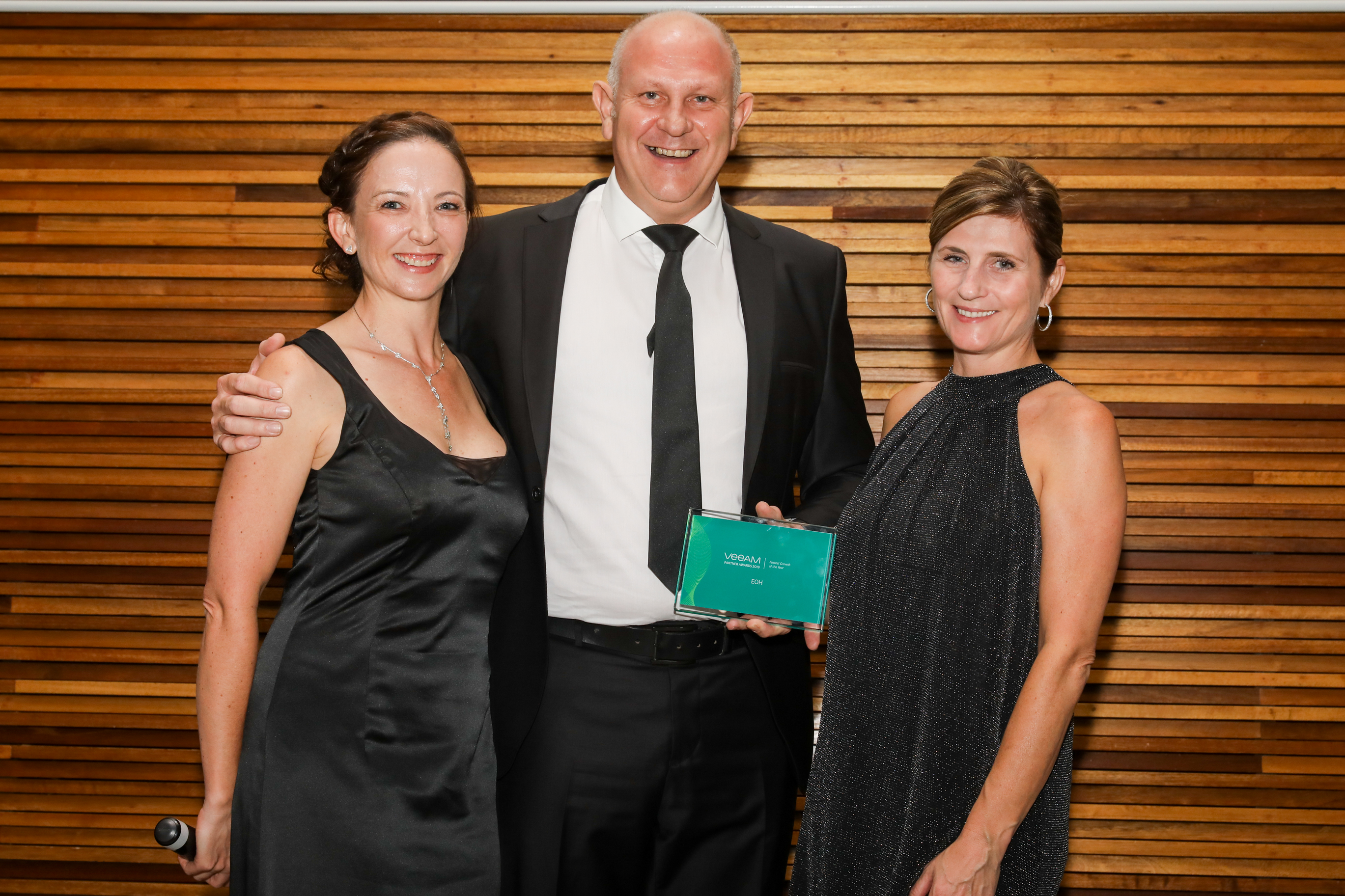 Veeam honours partners at South Africa awards